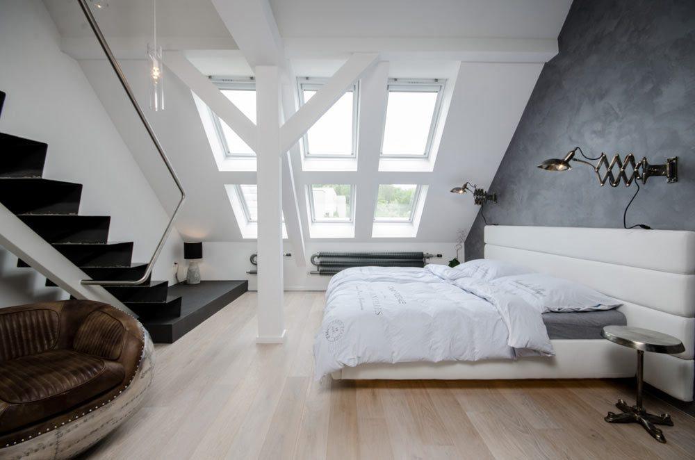 Habitaciones De Estilo Nórdico